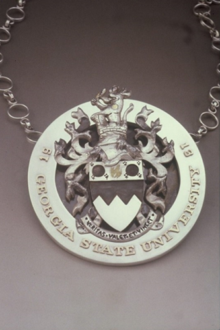 GA State Univ. Academic Medallion