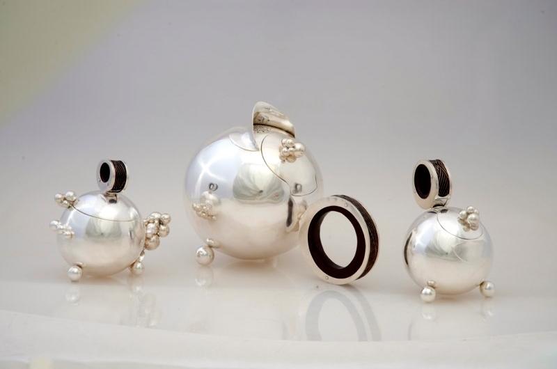 Bubbles Tea Service  steeping position